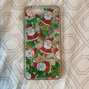 Santa iPhone 8 Plus case
